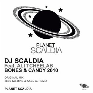 Bones & Candy 2010 EP