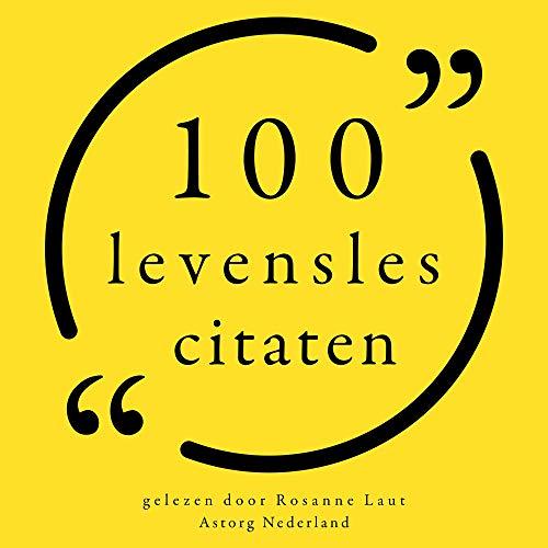 100 Levensles citaten Titelbild