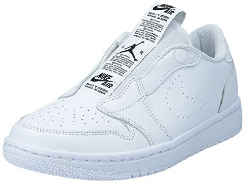 Jordan Damen WMNS 1 Ret Low Slip Fitnessschuhe, Weiß (White/Black 000), 40.5 EU