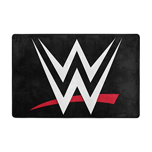 Ultra Soft WWE Area Rugs Children Playing Room Rug Kids Living Room Crawling Rug Bathroom Large Mats Anti-Slip Carpet