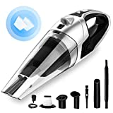 Product Image of the VacLife Handheld Vacuum, Lithium Ion Cordless Hand Vacuum, Silver (VL106)