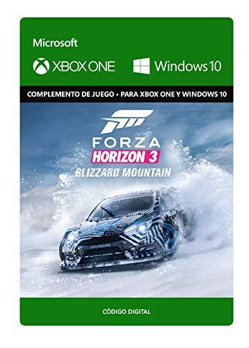 Forza Horizon 3: Blizzard Mountain  | Xbox One/Windows 10 PC - Código de descarga