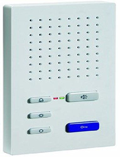 TCS Tür Control Audio Innenstation ISW3030-0140 5Tasten freispr. ws Innenstation für Türkommunikation 4035138018555