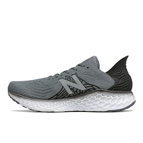 New Balance Fresh Foam 1080 V10 - Zapatillas de correr para hombre, gris (Plomo/Negro), 38.5 EU