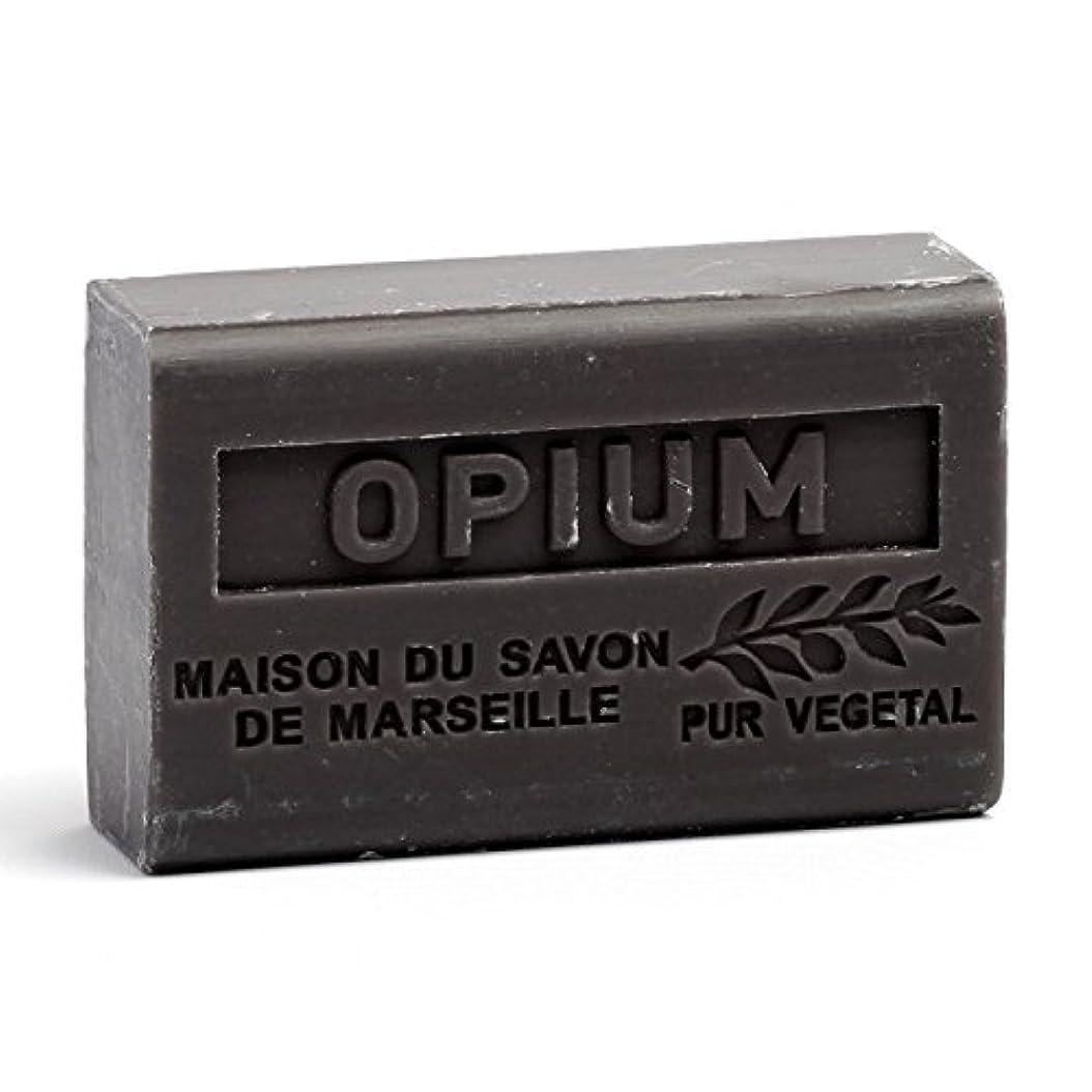 つかまえる誤解を招く農村Savon de Marseille Soap Opium Shea Butter 125g