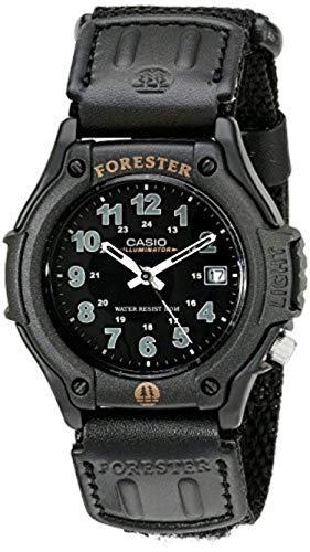 Casio Men's FT500WC Forester Dial Stopwatch Black & Cooling...