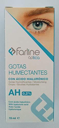 GOTAS HUMECTANTES - LAGRIMA ARTIFICIAL