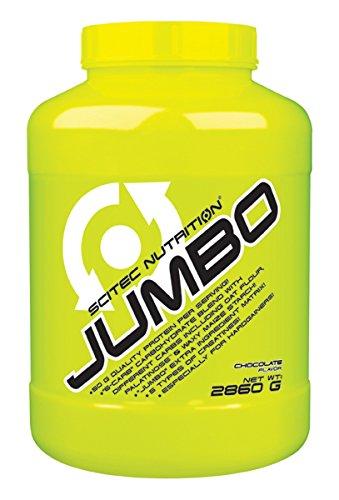 Scitec Nutrition Jumbo 2,86 kg - Sabor - Chocolate