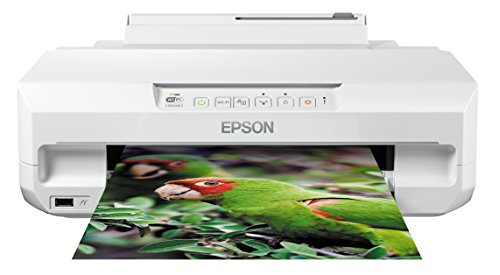 Epson Expression Photo XP 55 Stampante a Getto d'Inchiostro, Bianco