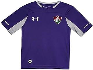 Camisa Under Armour Fluminense Goleiro 2018 Juvenil