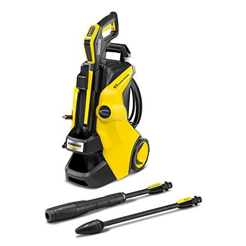 Kärcher 13245520 K 5 Power Control High Pressure Washer, 2100 W, Yellow