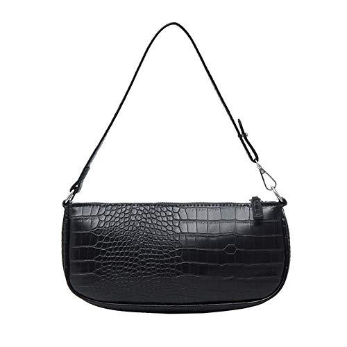 2020 neues Desig High Fashion Frauen Handtasche Baguette Bag,Vintage Krokoprägung Baguette Bag, Damen Schultertasche,Baguette Umhängetasche,Bella Hadid Lieblingstasche