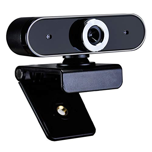 KCatsy Webcam 12MP Web Camera with Built-in Microphone USB Plug & Play for Skype Live Class Conference Video Camera Desktop Laptop GUCEE Webcams