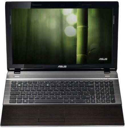 Asus U53SD-XX011X U53 series, 2300 MHz, Intel Core i5, i5-2410M, 5 GT/s, 3 MB, Intel HM65 Express