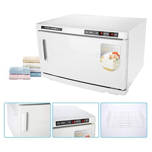 UV Handdoek Sterilisator, Kast Sterilisator Sterilisator Apparaat 16L, Handdoek Warmer Desinfectiekast Hoge temperatuur Handdoek Huishoudelijke Desinfectiekast