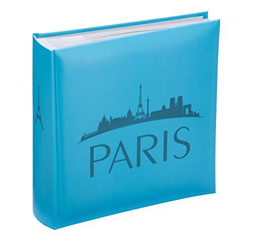 Kenro PAR201 Azul álbum de Foto y Protector - Álbum de fotografía (Azul, 200 Hojas, 100 mm, 150 mm)