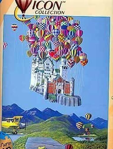 connotación de lujo discreta Buffalo Games Castle Neuschwanstein the Lift Lift Lift Off by Buffalo Games  sorteos de estadio