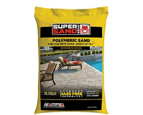 Alliance Gator Polymeric'Super' Sand, 50 lb. Bag, (Slate Gray)