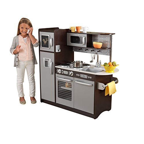 KidKraft Exclusive Uptown Espresso Kitchen