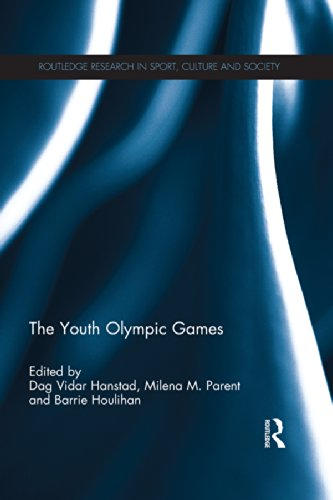The Youth Olympic Games (Routledge Research in Sport, Culture and Society Book 33) (English Edition)