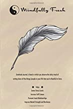MindfullyFresh Gratitude Journal
