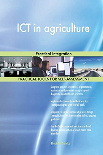 Ict in Agriculture: Practical Integration