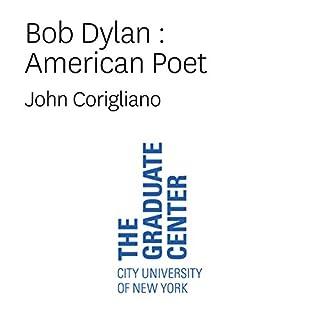 Bob Dylan: American Poet cover art