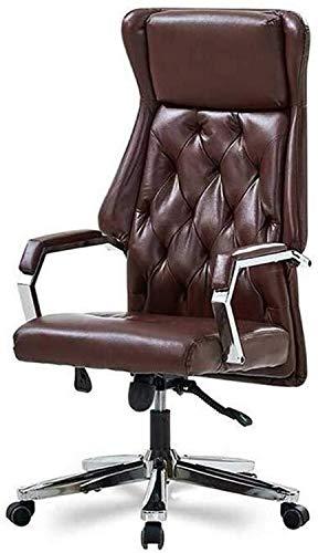YLSP Einfacher Bürodrehstuhl Aufzug Bürodrehstuhl-Rennen Nach Hause Mit Einem Computer Zu Hause Sessel Modernen Stuhl (Color : -, Size : -)