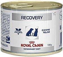 Ração Royal Canin Lata Canine e Feline Veterinary Diet Recovery Wet - 195G Royal Canin para Todas Todos os tamanhos de...