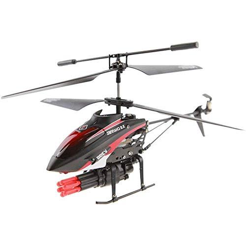 Toy Model Flying Mini Remote Control Resistente agli aeromobili con ricarica elettrica...