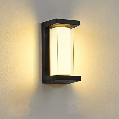 Combuh Iluminación LED para exteriores de 10 W, impermeable