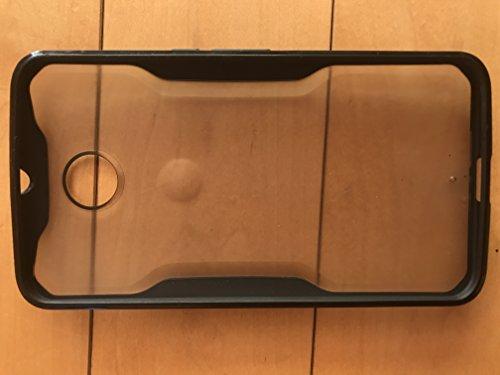 Nexus 6 Case, SUPCASE Google Nexus 6 Case Unicorn Beetle Series Premium Hybrid Bumper Case Cover for Motorola Nexus 6 (Frost Clear/Black)