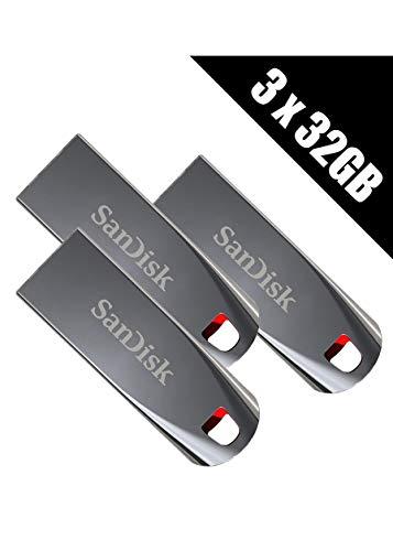 SanDisk 32GB Cruzer Force USB Sticks–Daumen –-Stick