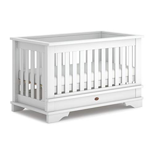 Boori Eton Convertible Plus Cot Bed, Wood