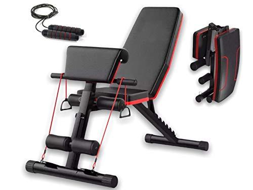 banco para ejercicios con pesas fabricante MEZLA
