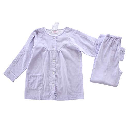Damas Parálisis enfermería ropa Easy Wear algodón