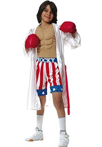 Brandsonsale Child's CA-011095 Rocky Movie Costume (Size:Large 12-14)