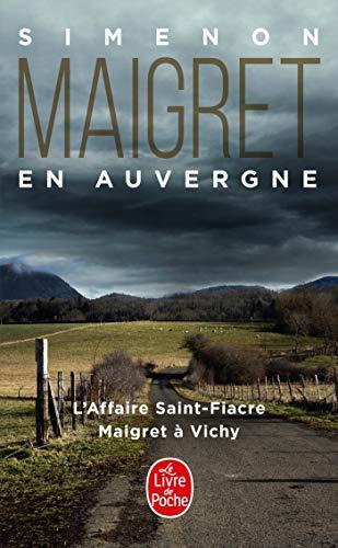 Maigret en Auvergne [Lingua francese]