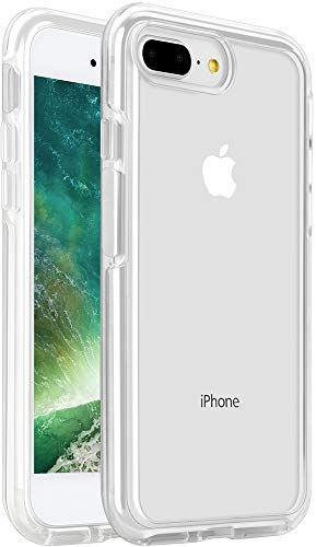 Krichit Phone Protective Case, Ongoing Clear Series Case for iPhone 8 Plus & iPhone 7 Plus Case, Anti-Drop Shock Absorption for Apple iPhone 8 Plus & 7 Plus Case (Clear, iPhone 7/8 Plus)