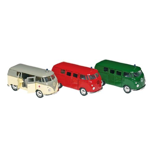 Toys Pure - Voiture Métal - Volkswagen Microbus (1962)