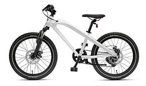 BMW Original Junior Cruise Bike Weiß 20 Zoll Aluminium-Rahmen Shimano-Scheibenbremse 6 Gänge