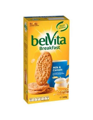Belvita Milch- und Müsli-Frühstückskekse 300gm