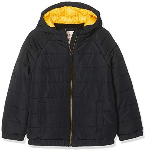 ESPRIT KIDS Jungen RP4208609 Outdoor Jacket Jacke, Schwarz (Black 020), 152 (Herstellergröße: M)