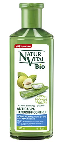 Naturaleza y Vida Champú Bio Anticaspa - 300 ml