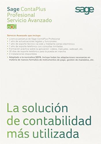 Sage ContaPlus Profesional - Software De Contabilidad, Servi