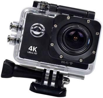 cospex Action Cam Sport Camera Wi-Fi Underwater Camera Helmet Camera 170° Wide Angle