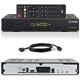 HD Satelliten Receiver Comag SL 40 HD V2  (PVR-Ready, DVB-S2, SCART, HDMI, USB 2.0) inkl. HDMI Kabel