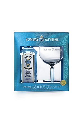 Bombay Sapphire Limited Edition Gin Gift Pack