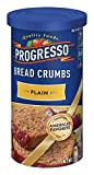 Progresso Plain Bread Crumbs 15 oz Canister