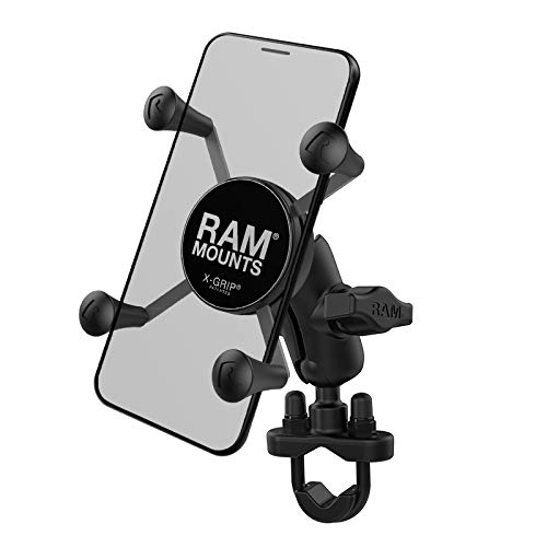 Ram Mounts RAM Rail U-Bolt Mount UNIVERSAL RAM X-Grip, RAM-B-149Z-A-UN7U (UNIVERSAL RAM X-Grip)